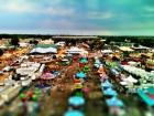 Taken atop the ferris wheel at the 2012 Missouri State Fair.